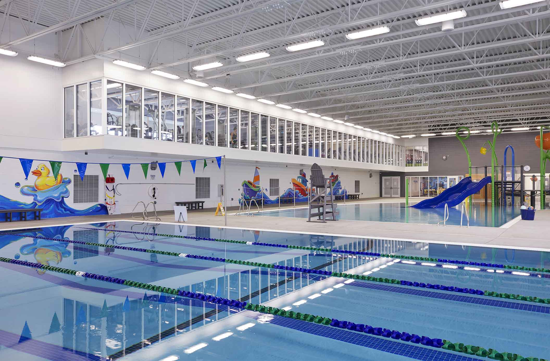 Phillips Aquatics Center
